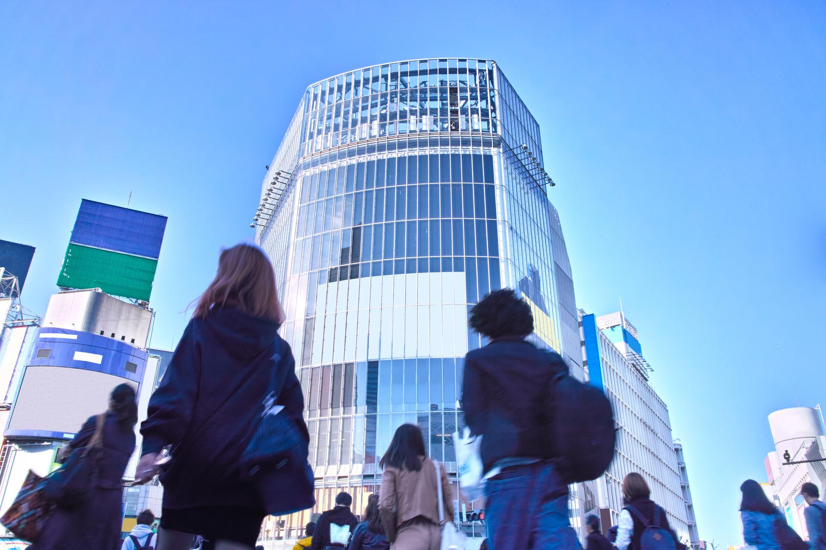 渋谷の全身脱毛サロンのイメージ